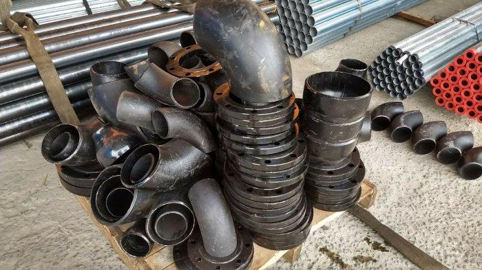 Conexões de aço carbono
