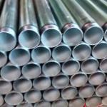 Eletroduto galvanizado preço