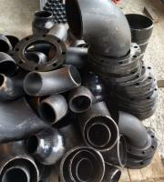 Conexões aço carbono preto
